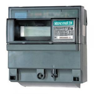 Счетчик электричества Меркурий 201,2