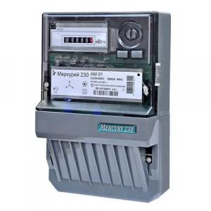 Счетчик электричества Меркурий 230 АМ