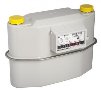 Счетчик газа ВК G6