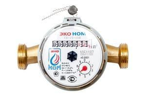 Счетчик воды ЭКО НОМ СВ-15-110