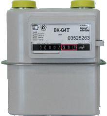Счетчик газа BK G4T